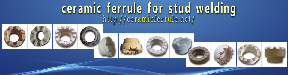 ceramic ferrule for stud welding