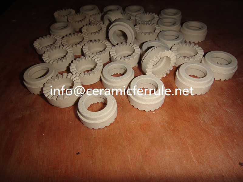 ceramic ferrules for arc stud welding