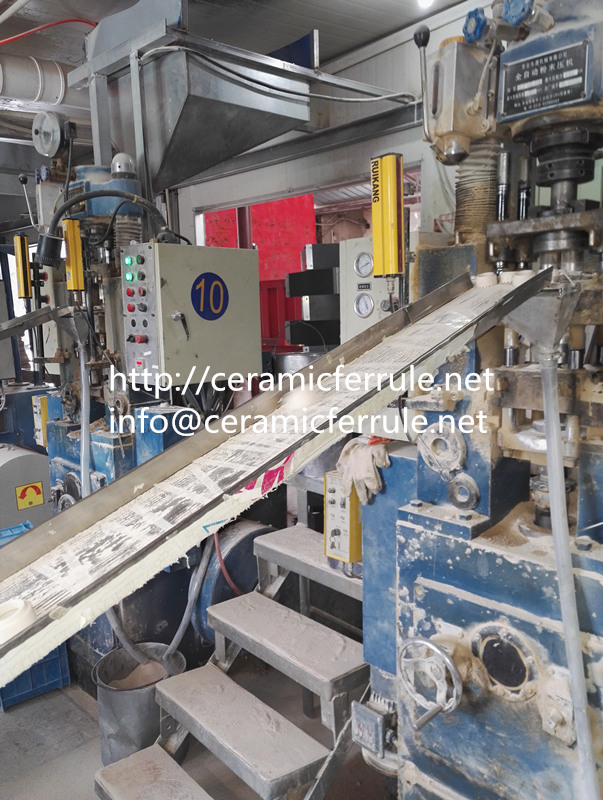 ceramic ferrules machine