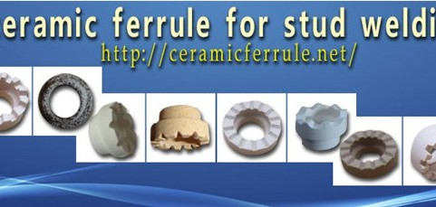 stud welding ceramic ferrule